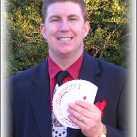 The Magic of Joe Castricone - Corporate Magician in Baltimore, Maryland