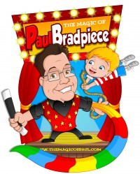 The Magic Of Paul Bradpiece
