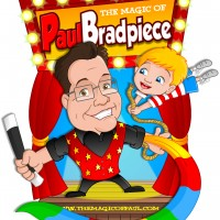 The Magic Of Paul Bradpiece - Santa Claus in St Paul, Minnesota