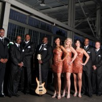 The Malemen Show Band - Motown Group in Biloxi, Mississippi