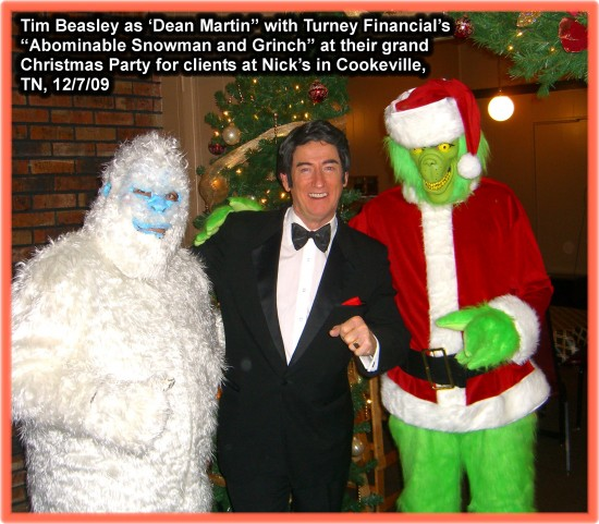 DEAN MARTIN WINTER WONDERLAND FUN