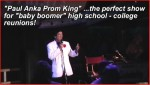 "PAUL ANKA, ""PROM KING"""