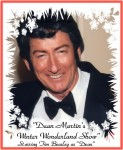 DEAN MARTIN WINTER WONDERLAND MARQUEE