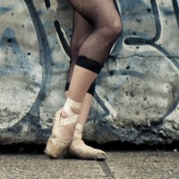 The Metal Ballerina - Ballet Dancer in ,