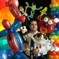 The Miami Balloon Guy - Balloon Twister in Coral Gables, Florida