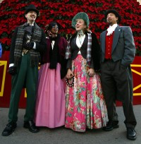 The Music Companie Carolers