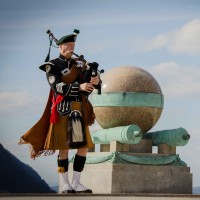 the North Sky Piper - Bagpiper in Bridgeport, Connecticut