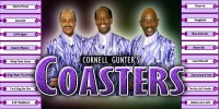 The Original Cornell Gunters COASTERS - Singers in Sunrise Manor, Nevada