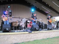 The Original CrossFire Band - Southern Rock Band in Birmingham, Alabama