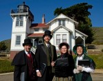 Christmas Carolers in San Luis Obipso