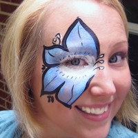 The Painted Party - Face Painter in Winston-Salem, North Carolina