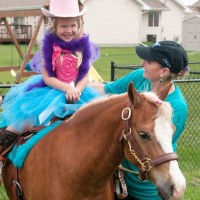 The Pampered Pony - Pony Party in West Des Moines, Iowa
