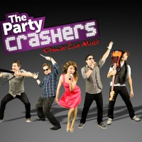 The Party Crashers Band - Top 40 Band in Peoria, Arizona