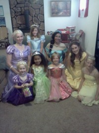 The Party Princesses of Idaho
