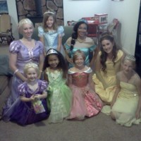 The Party Princesses of Idaho - Princess Party in Pocatello, Idaho