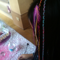 The Partybraider - Hair Stylist in ,