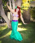 Little Mermaid Character princess orange county ca