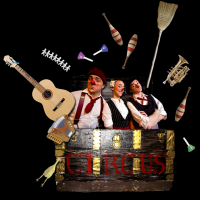 The Piccolini Trio - Children's Theatre in Newburyport, Massachusetts