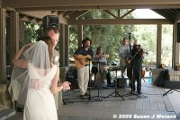 The Pine Needles - Americana Band in Napa, California