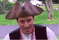 The Pirate Magic Show - Strolling/Close-up Magician in Point Pleasant, New Jersey