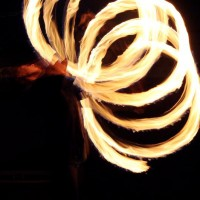 The PoiFessionals - Fire Dancer in Newport Beach, California