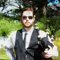 The Professional Bagpiper - Cajun Band in Cleveland, Tennessee