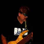 Gary &quot;The Enforcer&quot; Mack on bass