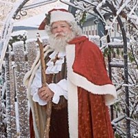 "The ""Real"" Santa Claus - Santa Claus in Michigan City, Indiana"