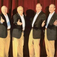 The Roaring 20's - Barbershop Quartet in Dayton, Ohio