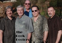 The Rock Doctors - 1960s Era Entertainment in Wilmington, North Carolina
