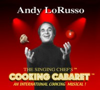 The Singing Chef - Culinary Performer in ,