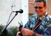 Richard Benson - Folk Singer in Greenville, South Carolina