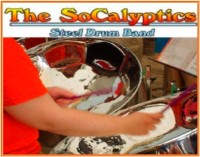 The SoCalyptics Steel Band - Steel Drum Player in Oxford, Ohio
