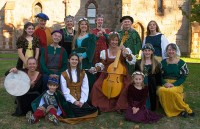 The Solstice Singers - Christmas Carolers in Narragansett, Rhode Island