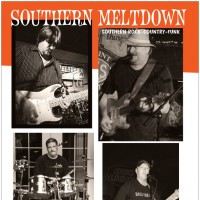 The Southern Meltdown Band - Party Band / Wedding Band in Aiken, South Carolina
