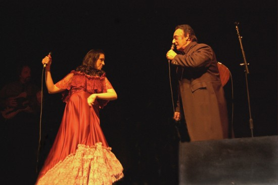 Johnny Cash Tribute Artist Harold Ford & June Carter Cash Tribute Artist Laura Lucy
