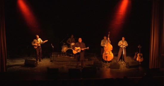 Johnny Cash Tribute Artist Harold Ford & The Cash Band
