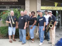 The Swizzle Stick Band - Motown Group in Akron, Ohio