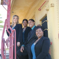 The Sylvia Cotton Singers - Gospel Music Group in San Bernardino, California