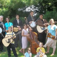 The Templetons - Bluegrass Band in Fresno, California