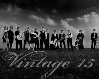 The Vintage 15 - Big Band in Schertz, Texas
