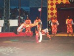 The Warriors African Acrobats Fund Raise's