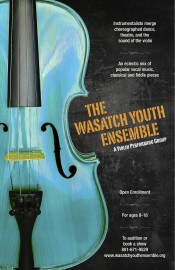 The Wasatch Youth Ensemble