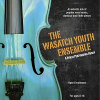 The Wasatch Youth Ensemble - Pop Music in Provo, Utah
