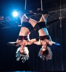 Duo Trapeze at The Dirty Show