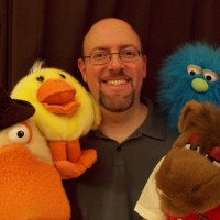 The Wonderpuppets - Puppet Show in Newburgh, New York