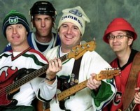 The Zambonis - Party Band in Norwalk, Connecticut