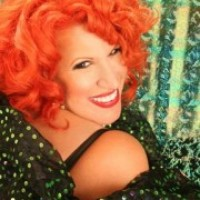 The Divine Donna M - Singing Telegram in Newport News, Virginia