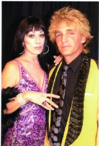 Cher and Rod