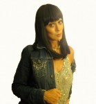 Denim Jacket gig wig